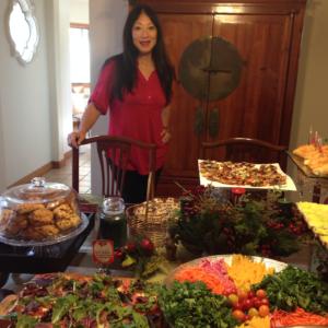Holiday Tea Party