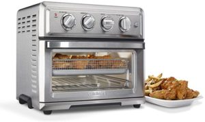 Cuisinart TOA-60 Convection Toaster Oven Airfryer, Silver 4