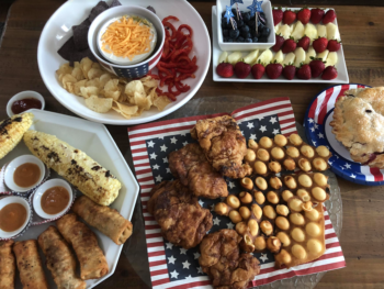 JULY 4 EASY RECIPES AND TIPS