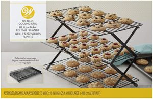 Wilton 3-Tier Collapsible Cooling Rack 4