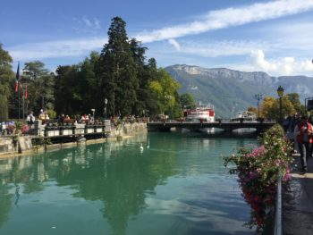 A day in Annecy, France