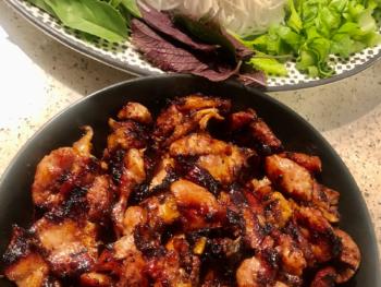 Grilled Pork - Bun Cha Ha Noi 4