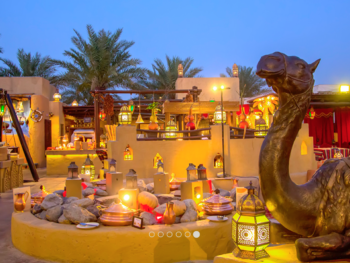 Eating out in Dubai 5