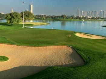 Dubai Night Golf