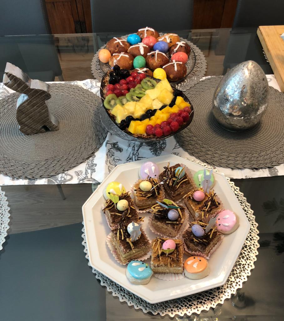 A Festive Easter Menu at home 1