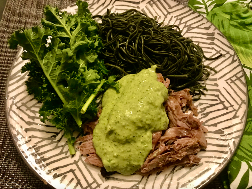Celebrate St Patrick's Day with Green Theme Food 4