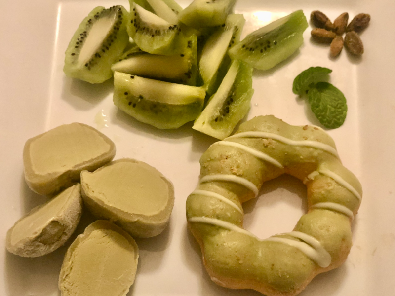 Celebrate St Patrick's Day with Green Theme Food 7