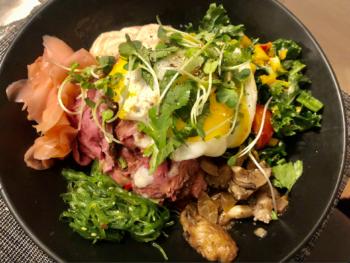 Ultimate Hack to make Japanese RedRock inspired Sliced Beef Rice Bowl 6